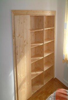 Мебельный щит Вельского леса шкаф