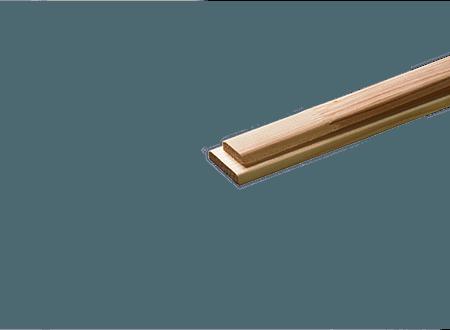 Деревянная рейка (или раскладка) Вельского леса